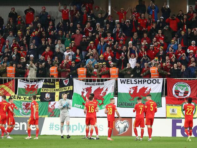 Azerbaijan v Wales - UEFA EURO 2020