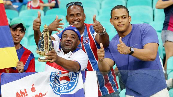 Bahia v Gremio - Brasileirao Series A 2014