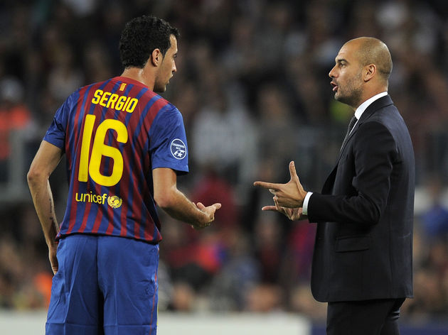 Barcelona Midfielder Sergio Busquets 'Would Think About' Reunion With Pep Guardiola