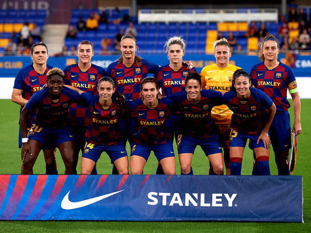 Barcelona v FC Minsk: UEFA Womens Champions League