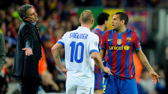 Barcelona v Inter Milan - UEFA Champions League