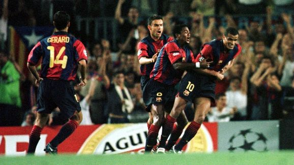 Barcelona v Leeds