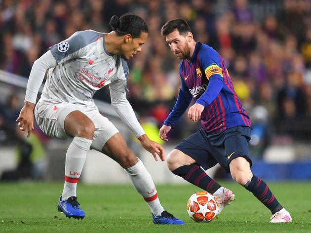 Virgil Van Dijk,Lionel Messi