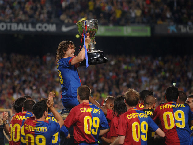 Barcelona v Osasuna - La Liga
