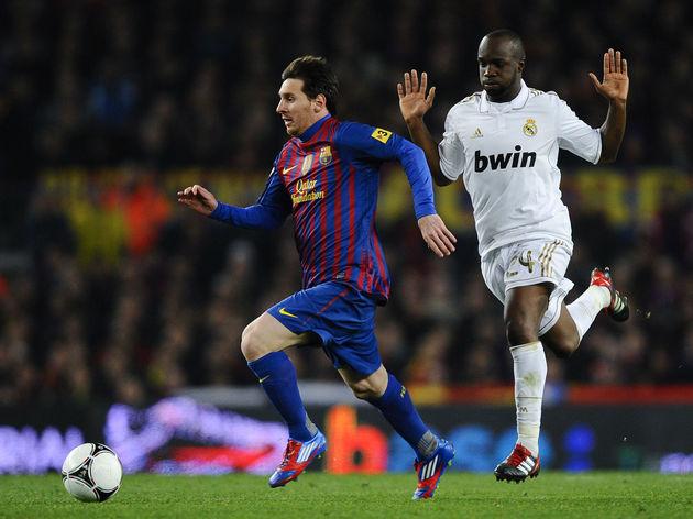 Lionel Messi,Lass Diarra