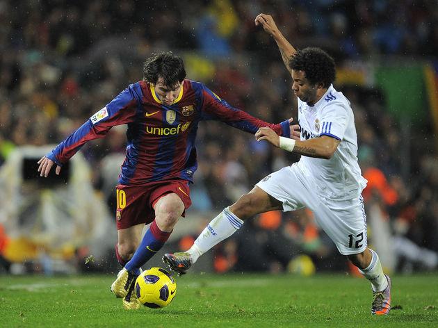 Lionel Messi,Marcelo Vieira