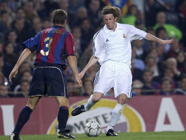 Barcelona v Real X