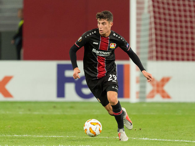 Bayer 04 Leverkusen v AEK Larnaca  - UEFA Europa League - Group A
