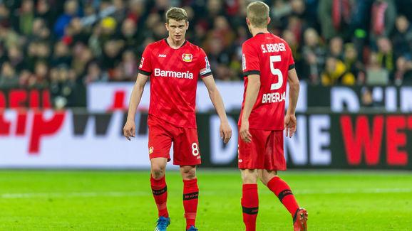 Lars Bender ,Sven Bender