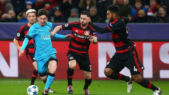 Jonathan Tah,Roberto Hilbert,Lionel Messi