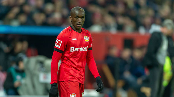 Moussa Diaby ,