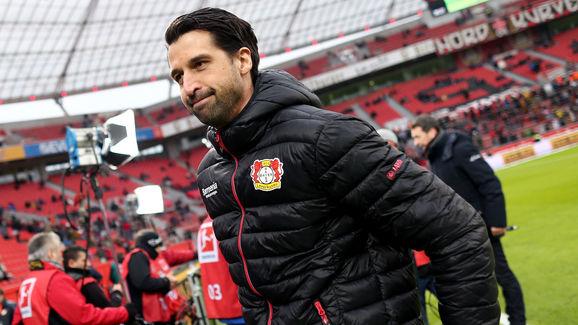 Bayer 04 Leverkusen v Hertha BSC - Bundesliga