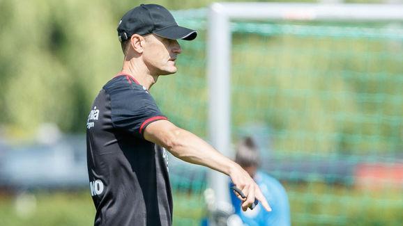 Bayer Leverkusen Training Camp