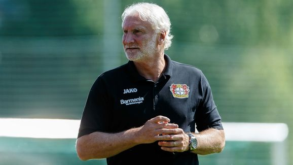 Bayer Leverkusen Training Camp