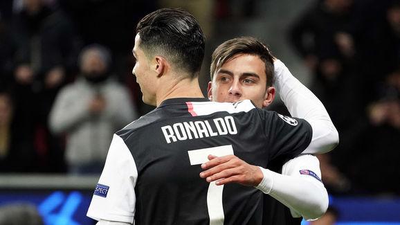 Cristiano Ronaldo,Paulo Dybala