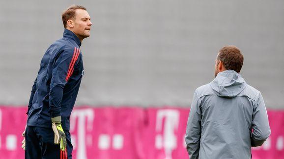 Manuel Neuer,Hansi Flick