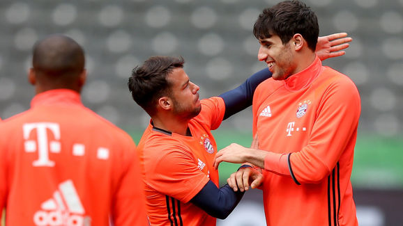 Bayern Muenchen Training Session  - DFB Cup Final 2016