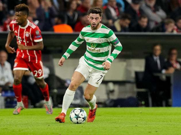 Man City Winger Patrick Roberts Joins Partner Club Girona on Season-Long Loan