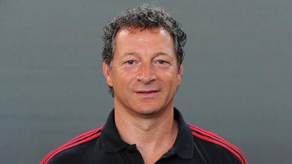 Bayern Munich's physiotherapist Gianni B