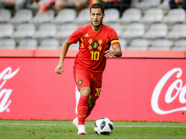 Belgium  v Egypt  -International Friendly