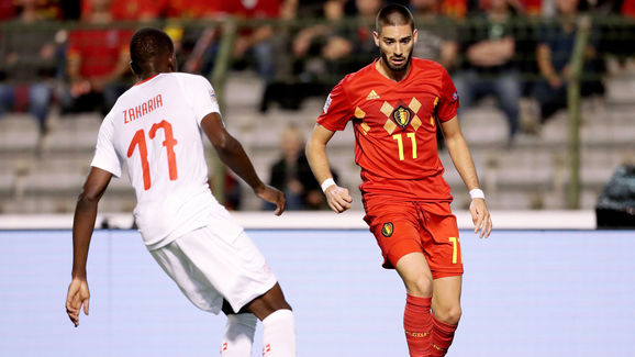 Denis Zakaria,Yannick Carrasco
