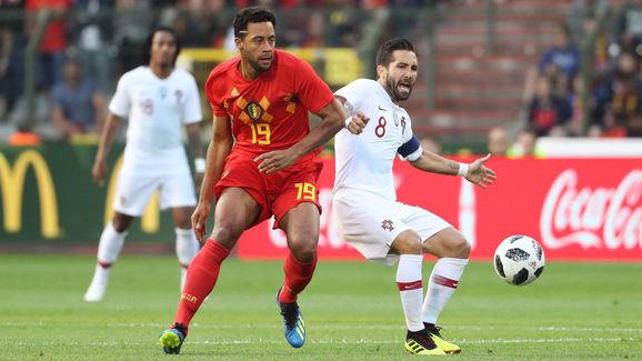 Belgium vs Portugal