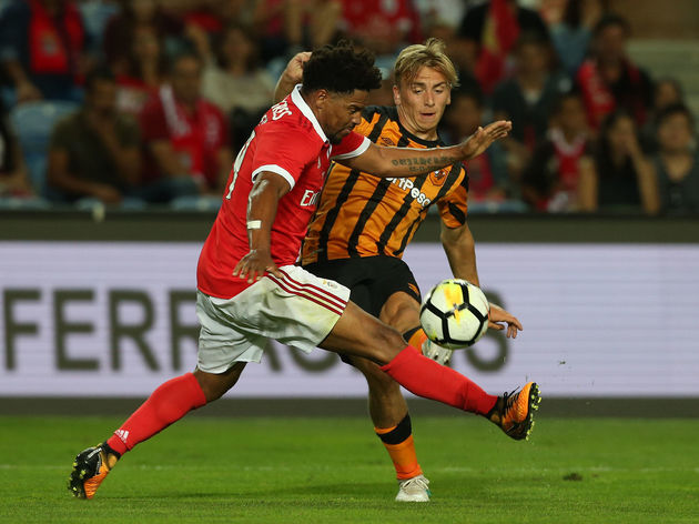 Benfica v Hull City - Algarve Cup
