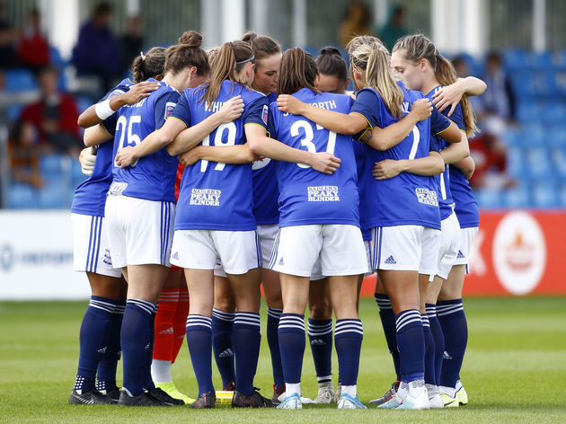 Birmingham City v Everton - Barclays FA Women's Super League