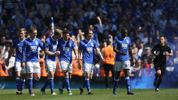 Birmingham City v Fulham - Sky Bet Championship