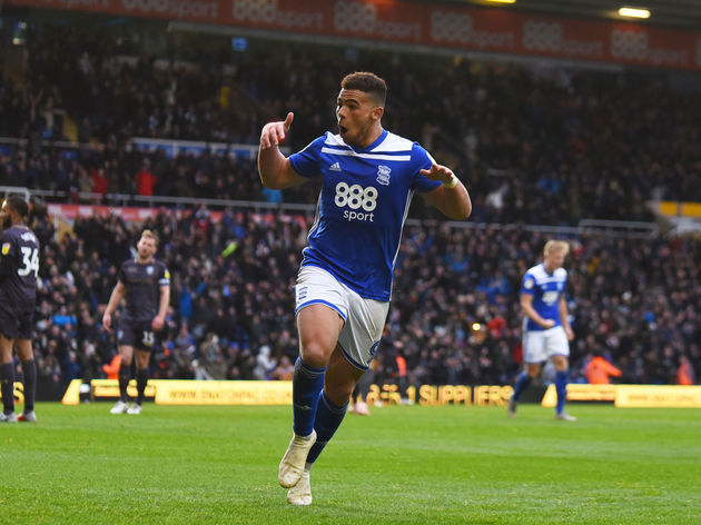 Birmingham City v Sheffield Wednesday - Sky Bet Championship