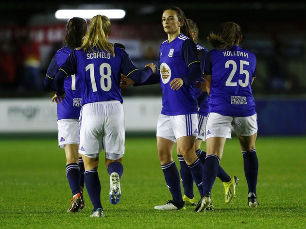 Birmingham City Women v Manchester United Women - FA Women's Continental League Cup