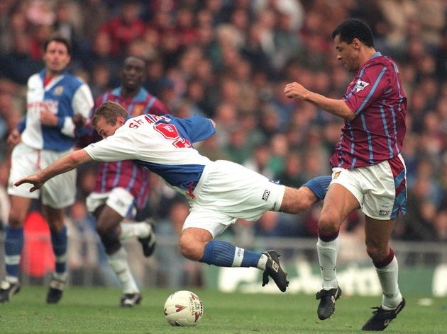 BLACKBURN V A. VILLA