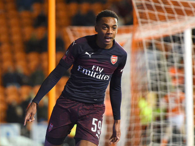 Blackpool v Arsenal - FA Cup Third Round