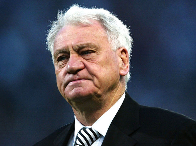 Bobby Robson Sacked By Newcastle