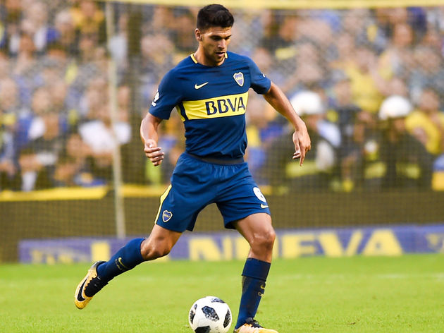 Boca Juniors v Union de Santa Fe - Superliga 2017/18