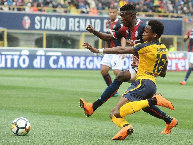 Bologna FC v Hellas Verona FC - Serie A