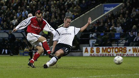Bolton v Arsenal X