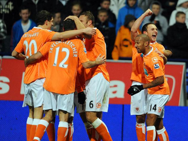 Bolton Wanderers v Blackpool - Premier League