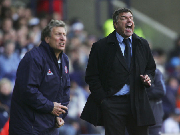 Sam Allardyce,Neil Warnock