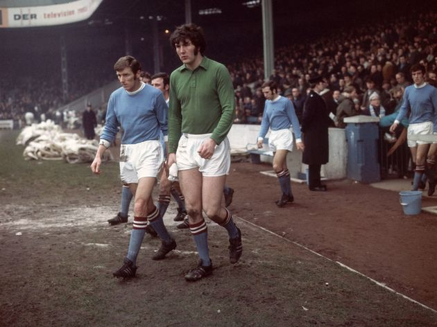 Joe Corrigan,Tony Book