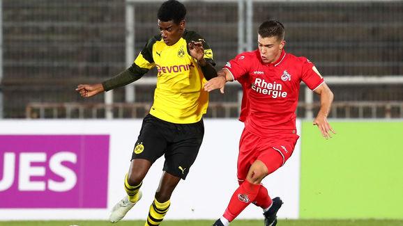 Borussia Dortmund II v 1. FC Koeln U23 - Regionalliga West