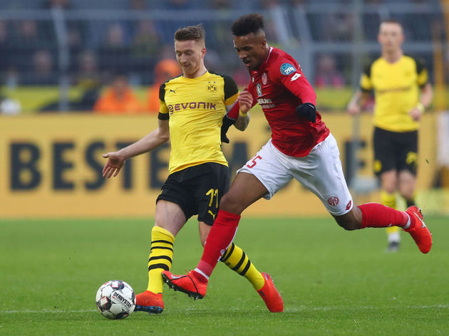 Jean-Philippe Gbamin,Marco Reus