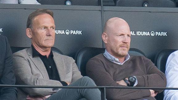 Hans-Joachim Watzke,Matthias Sammer,Carsten Cramer