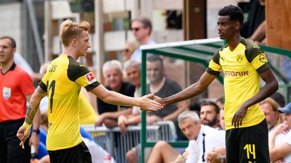 Borussia Dortmund v FC Zuerich - Pre-Seaon Friendly