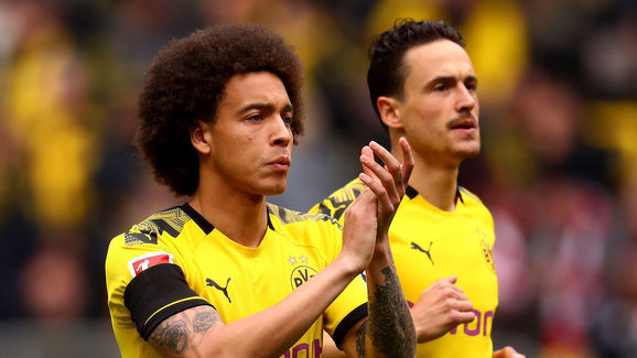 Axel Witsel,Thomas Delaney