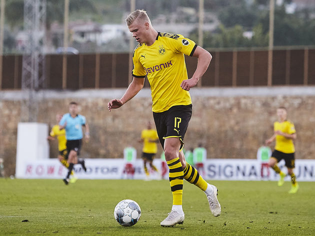 Erling Haaland S Borussia Dortmund Release Clause Revealed 90min