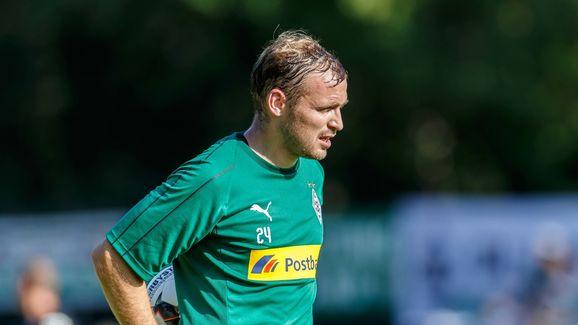 Borussia Moenchengladbach Training Camp