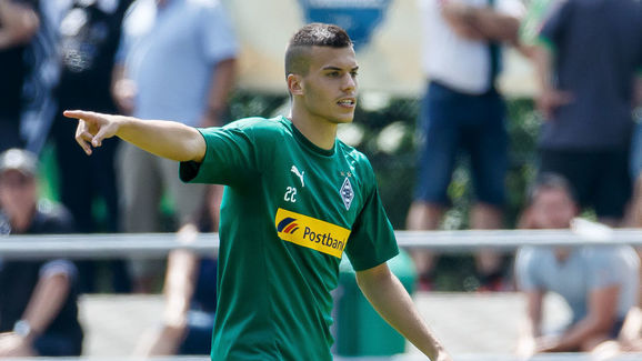 Borussia Moenchengladbach Training Camp