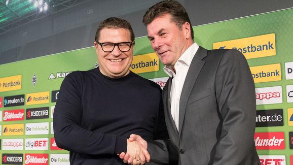 Borussia Moenchengladbach Unveils New Head Coach Dieter Hecking