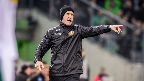 Borussia Moenchengladbach v Bayer 04 Leverkusen - DFB Cup